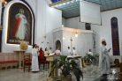 Celebração da Santa Missa com batizados do mês de novembro acontece no Santuário