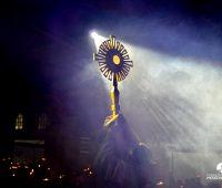 Adoração ao Santíssimo no Congresso da Misericórdia