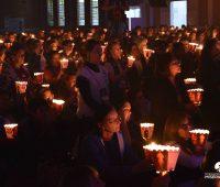 Adoração ao Santíssimo encerra o segundo dia de Congresso da Misericórdia
