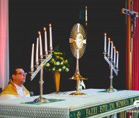 Hora da Misericórdia no segundo dia do 17º Congresso Nacional