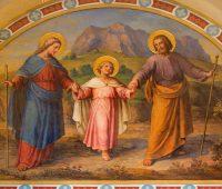Papa Francisco fala da relação entre Maria e José