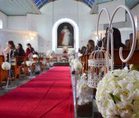 Santuário da Divina Misericórdia promove união de 12 casais em casamento comunitário