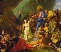 Dia de São Lázaro, o amigo que Jesus ressuscitou