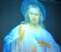 A profundidade da imagem da Divina Misericórdia