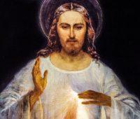 Oração de Santa Faustina ao misericordiosíssimo Coração de Jesus