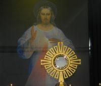 Encerramento do Cerco de Jericó no Santuário da Divina Misericórdia