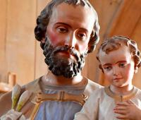 São José: esposo, pai e santo