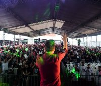 Danilo Dyba na Festa da Misericórdia 2019