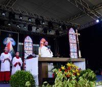 1ª dia da Festa Nacional da Divina Misericórdia 2019