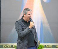 Rodrigo Ferreira participa do Grupo de Oração na Festa da Misericórdia 2019