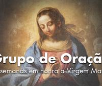 Escritora do lançamento da Editora Apostolado participa do Grupo de Oração