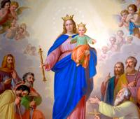 Igreja celebra a Festa de Nossa Senhora Auxiliadora
