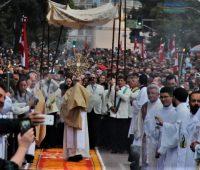 Arquidiocese de Curitiba convida para Festa de Corpus Christi