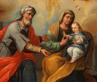 Quem eram os avós de Jesus?