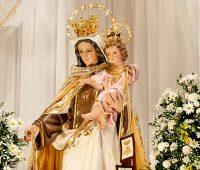 N. Sra. do Carmo nos recorda a misericórdia de Deus para conosco