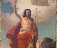 Martírio de São João Batista, decapitado por anunciar a Verdade