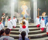 Encerramento das Sete Semanas de Oração pelas Famílias