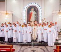 Profissão perpétua do seminarista Irmão Marcelo