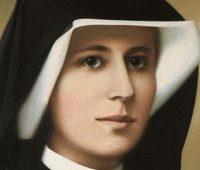 Memória litúrgica de Santa Faustina Kowalska