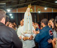 3º Dia | Cerco de Jericó com Nossa Senhora