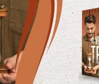Thiago Brado lança seu novo livro no Santuário
