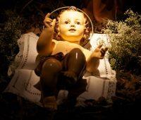 Santa Faustina e o Menino Jesus