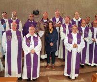 Bispos do Paraná estiveram com o Papa Francisco em visita ad limina