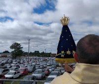 Santuário retoma Missa presencial, com distanciamento social