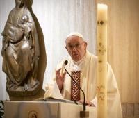 Papa reza pelos desempregados na Missa desta manhã