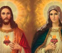 Que Jesus e Maria reinem em minha casa