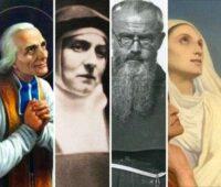O que os santos do mês de agosto têm em comum