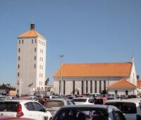 Novo horário | Missa Drive-in às 9h no Santuário