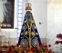 Solenidade de Nossa Senhora Aparecida no Santuário