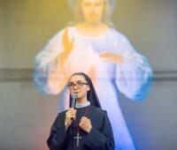 1ª palestra do 19º Congresso da Divina Misericórdia