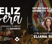 Retiro virtual tem a participação da cantora católica Eliana Ribeiro
