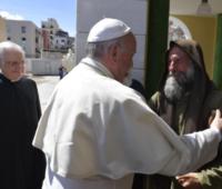 """""""Para nós, cristãos, o futuro tem um nome e esse nome é esperança"""" afirma Papa Francisco"""