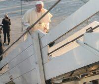 Papa Francisco retoma viagens em 2021