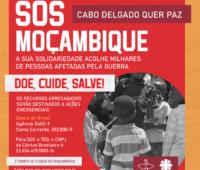 """Campanha """"SOS Moçambique: Cabo Delgado quer paz"""" arrecada doações"""