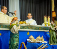 Santuário retoma Missas com a presença de fiéis