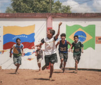 Fotografias sensibilizam para a questão imigratória no Brasil