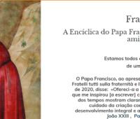 Site dedicado a encíclica Fratelli tutti do Papa Francisco já está disponível