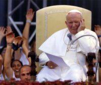 São João Paulo II: espalhe a boa nova da Divina Misericórdia