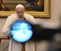 """""""Vem e verás"""" é o convite do Papa Francisco a todos os profissionais de comunicação"""