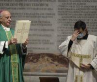 """Deus está perto"" destaca o Papa Francisco"