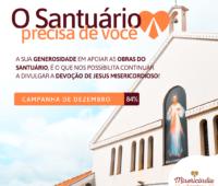 Campanha dos devotos alcança 84% em dezembro