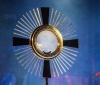 Retorno do Grupo de Oração no Santuário da Divina Misericórdia