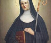 Santa Escolástica, irmã de São Bento