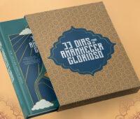 """Conheça a edição luxo de """"33 dias para um Amanhecer Glorioso"""""""