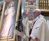 Papa sobre a Festa da Divina Misericórdia: pedir a graça do perdão e do amor