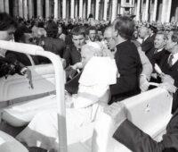 Papa Francisco relembra os 40 anos do atentado a João Paulo II